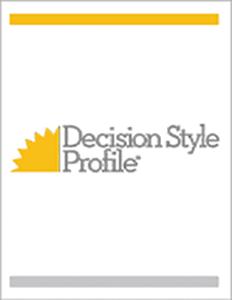 Decision Style Profile
